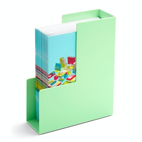 Mint Magazine File Box