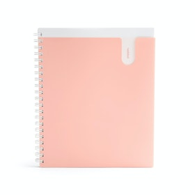 Blush 1-Subject Pocket Spiral Notebook