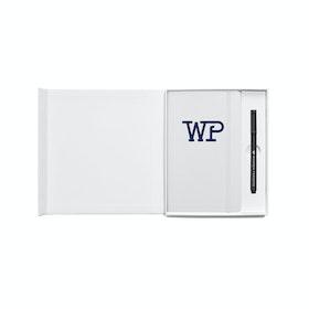 Custom Soft or Hard Cover Gift Box Set, Signature Ballpoint Pen,,hi-res