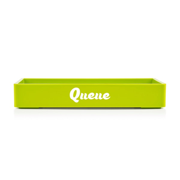 Custom Lime Green Small Accessory Tray,Lime Green,hi-res