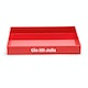 Custom Red Large Accessory Tray,Red,hi-res