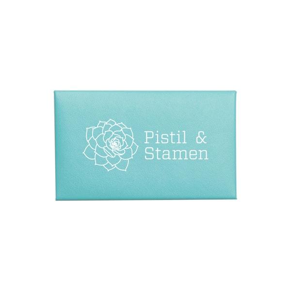 Custom Aqua Card Case,Aqua,hi-res