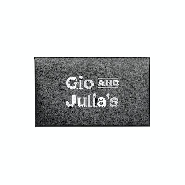 Custom Black Card Case,Black,hi-res
