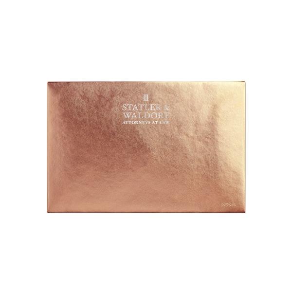 Custom Copper Soft Cover Folio,Copper,hi-res