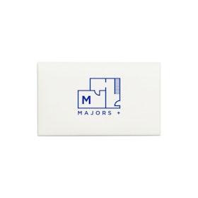 Custom White Card Case,White,hi-res