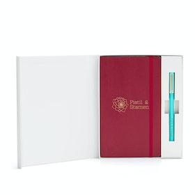 Custom Soft Cover Gift Box Set, Tip-Top Pen