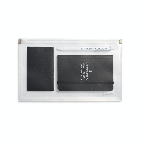 Custom Half Zip Folio Set,,hi-res