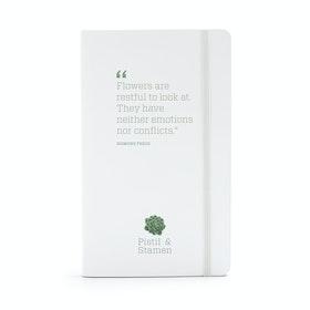 Custom Medium Hard Cover Notebook