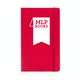 Custom Red Medium Soft Cover Notebook,Red,hi-res