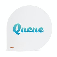 Custom Mouse Pad,White,hi-res