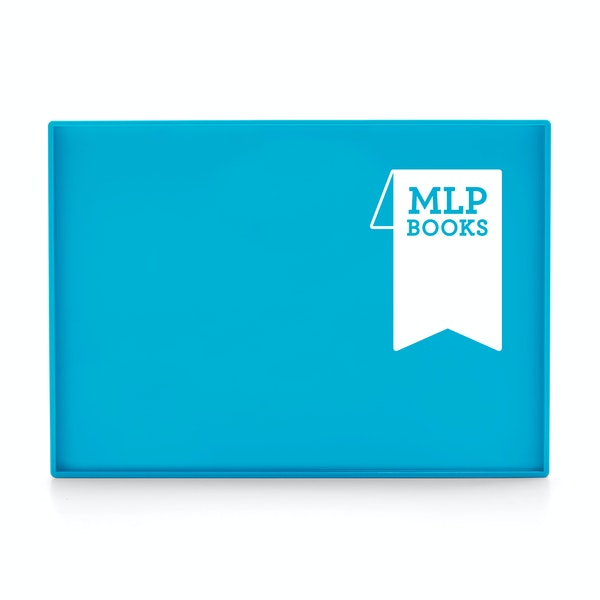 Custom Pool Blue Large Slim Tray,Pool Blue,hi-res