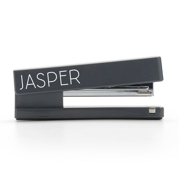 Custom Dark Gray Stapler,Dark Gray,hi-res