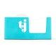 Custom Aqua Tape Dispenser,Aqua,hi-res
