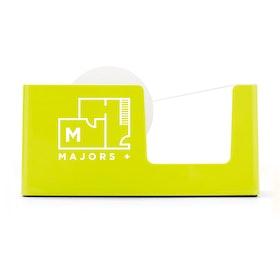 Custom Lime Green Tape Dispenser