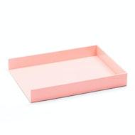 Blush Single Letter Tray,Blush,hi-res
