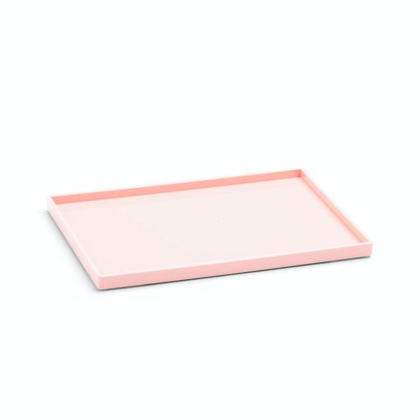 Blush Medium Slim Tray,Blush,hi-res