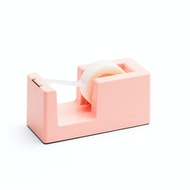 Blush Tape Dispenser and Tape,Blush,hi-res
