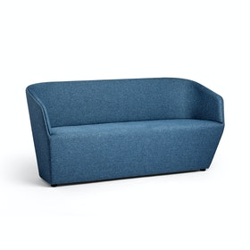 Dark Blue Pitch Sofa,Dark Blue,hi-res