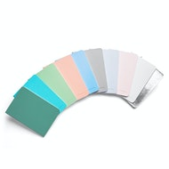 Mini Medley Assorted Pastels Soft Cover Notebooks, Set of 10,,hi-res