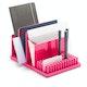 Pink Home Base Desk Set,Pink,hi-res