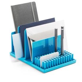 Pool Blue Home Base Desk Set,Pool Blue,hi-res
