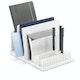 White Home Base Desk Set,White,hi-res