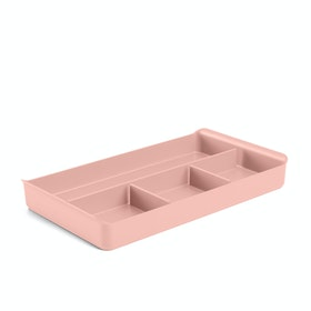 Blush Drawer Organizer