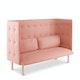 Blush QT Lounge Sofa,Blush,hi-res