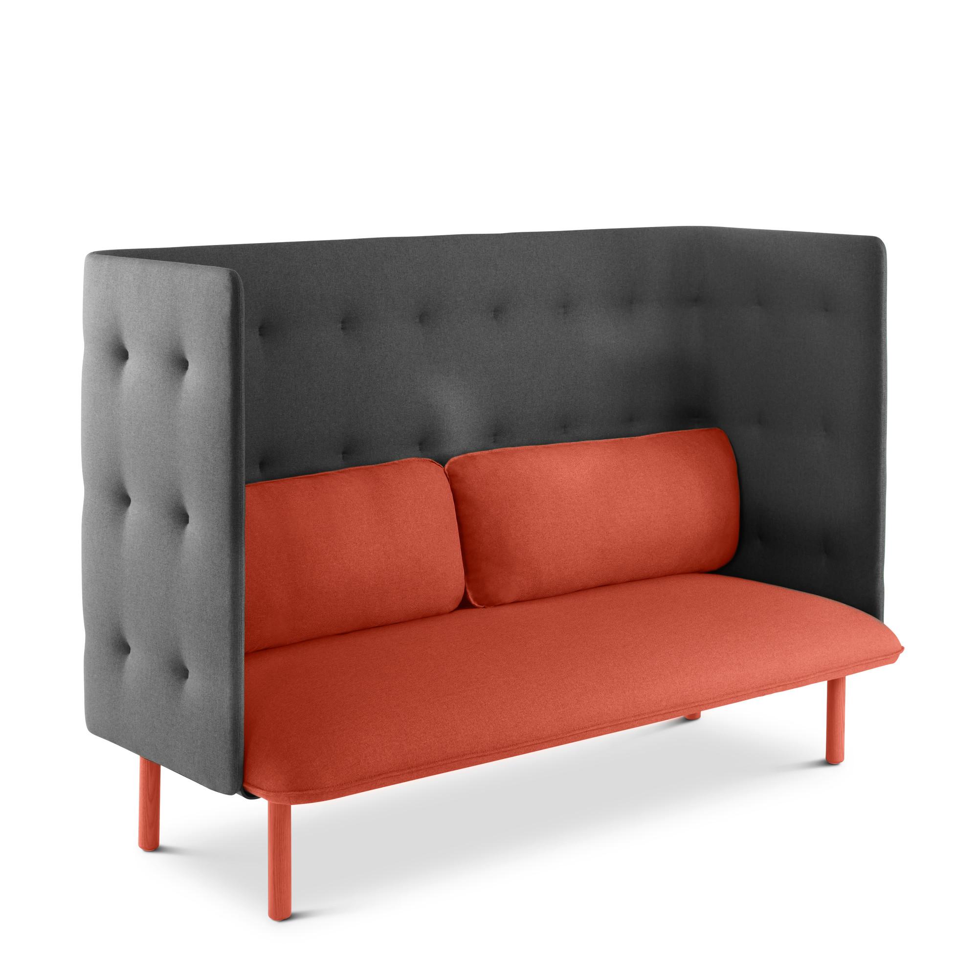 Brick Dark Gray Qt Lounge Sofa Hi Res