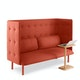 Brick QT Lounge Sofa,Brick,hi-res