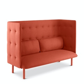 Brick QT Privacy Lounge Sofa