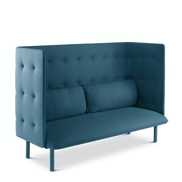 Dark Blue QT Lounge Sofa,Dark Blue,hi-res