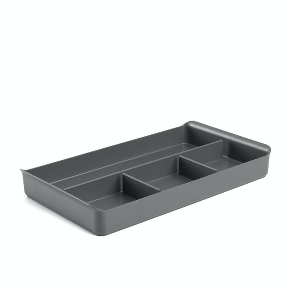 Dark Gray Drawer Organizer,Dark Gray,hi-res