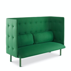 Leaf Green QT Lounge Sofa