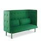 Leaf Green QT Lounge Sofa,Leaf Green,hi-res