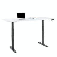 Series L Adjustable Height Table, Charcoal Legs,,hi-res