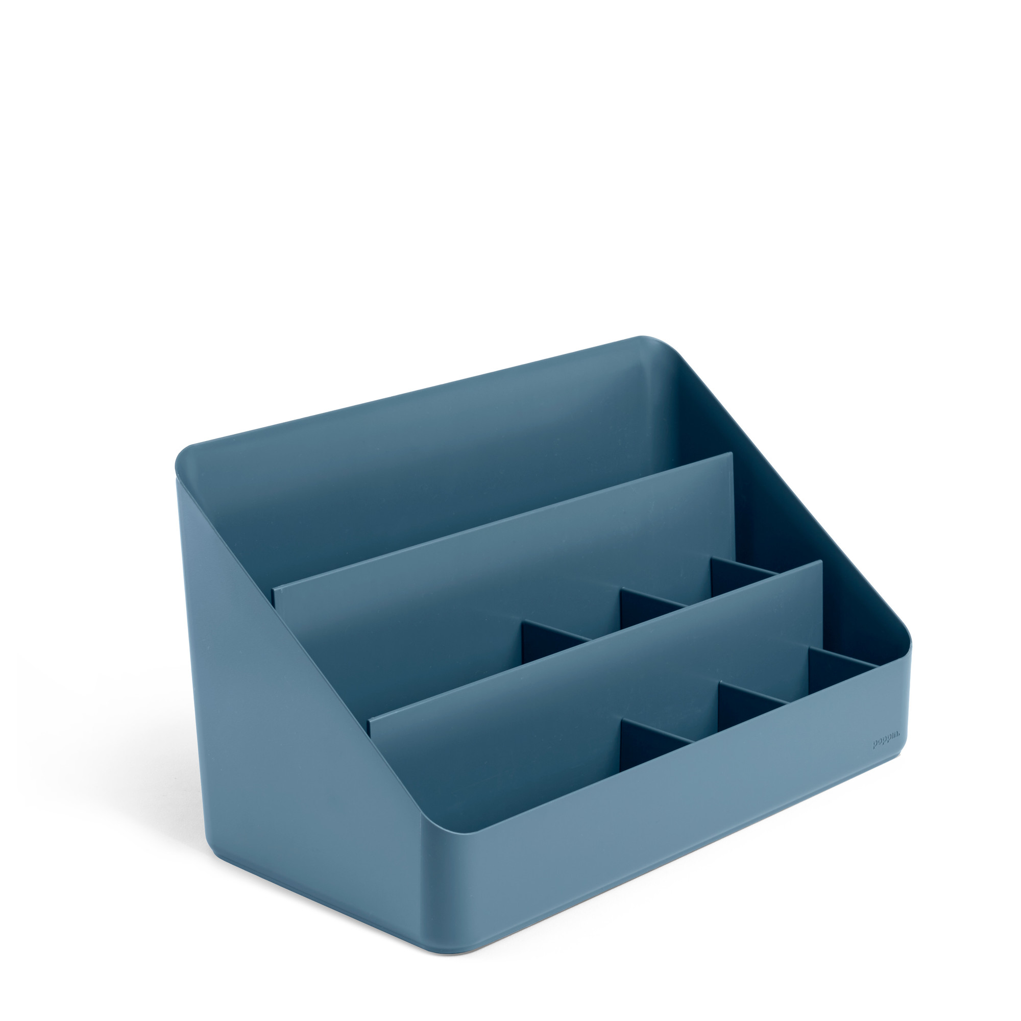 hunky up dory ergo blue flair parsons mini fold white lacquer most reception desk