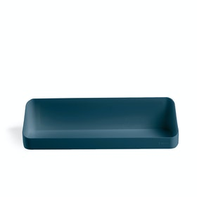 Slate Blue Wall Shelf