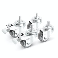 Stash Locker Cabinet Casters, Set of 4,,hi-res