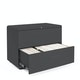 Charcoal Stow 2-Drawer Lateral File Cabinet,Charcoal,hi-res