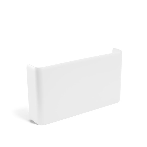White Wall Pocket,White,hi-res