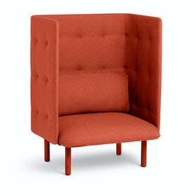 Brick QT Privacy Lounge Chair