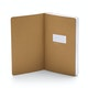 Gold Medium Soft Cover Notebook,Gold,hi-res