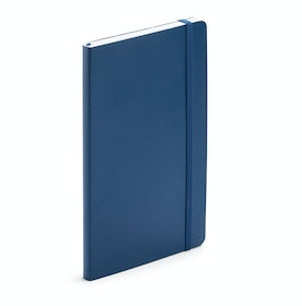 Navy Medium Soft Cover Notebook