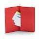 Custom Red Medium Soft Cover Notebook,Red,hi-res