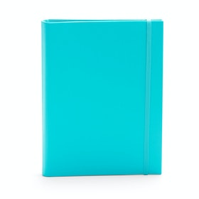 Aqua Double Booked Cover