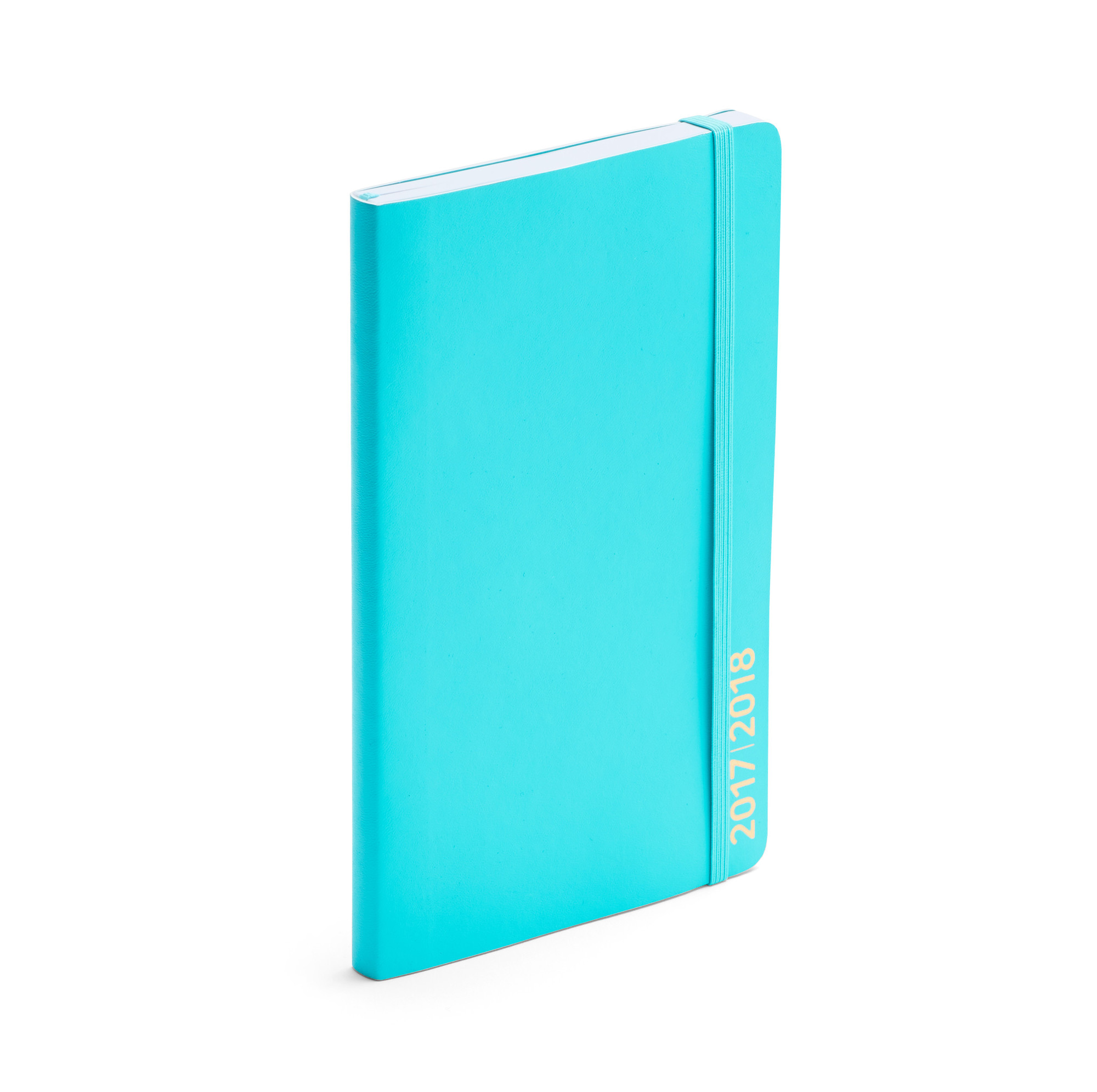 Solid Softcover Yearly Planner