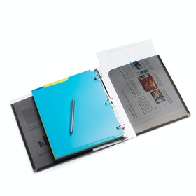 Colorful Binders & Dividers for Elementary, High School and
