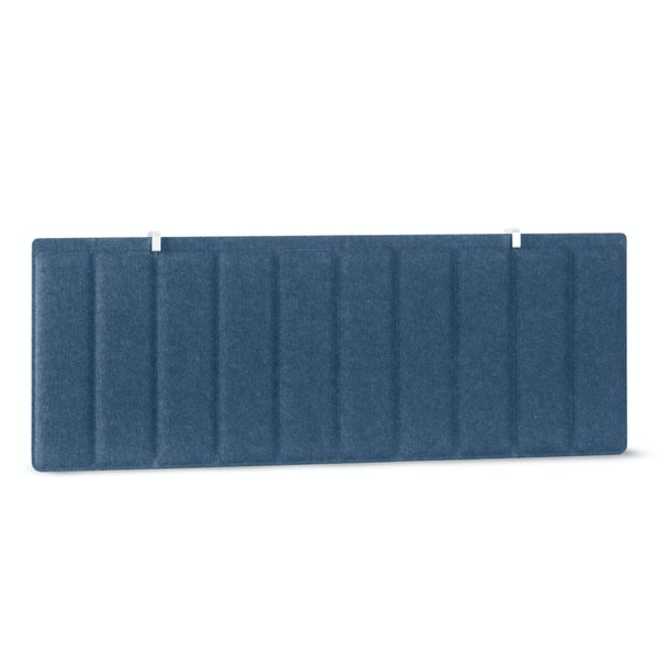 "Dark Blue Pinnable Modesty Panel, 47""W,Dark Blue,hi-res"