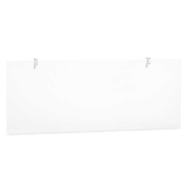 "Frost White Translucent Modesty Panel, 45""W,,hi-res"